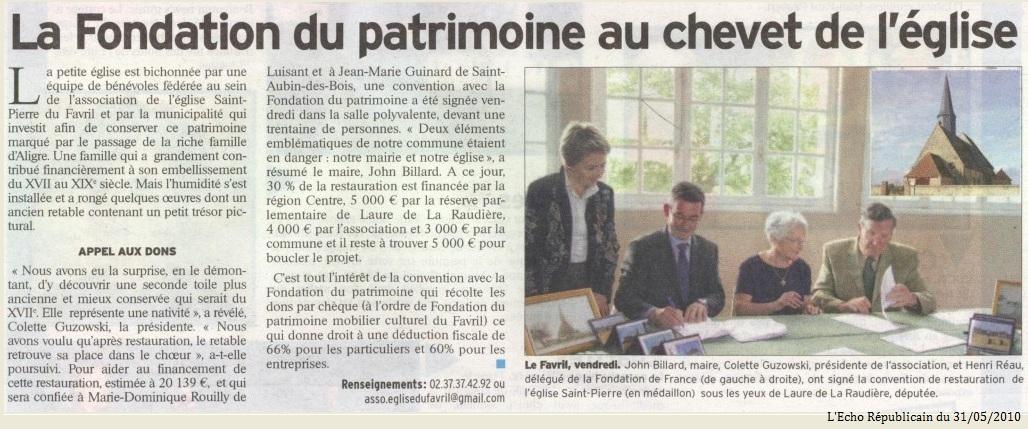 2010-05-31-echo-rep-signature-fondation-patrimoine