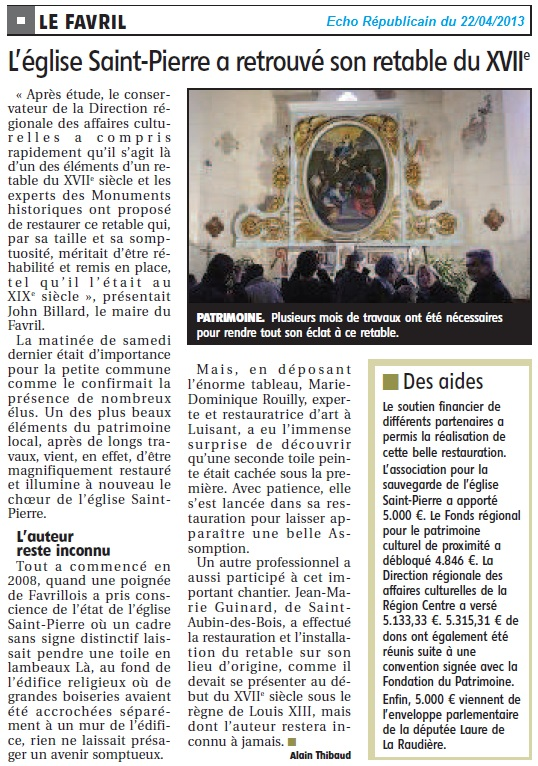 2013-04-22-echo-rep-inauguration-retable-eglise