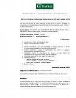 PV Conseil Municipal du 13/09