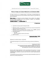 2021 01 22 – PV Conseil Municipal du 22.01.2021