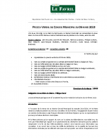 PV Conseil Municipal du 06.03.2020